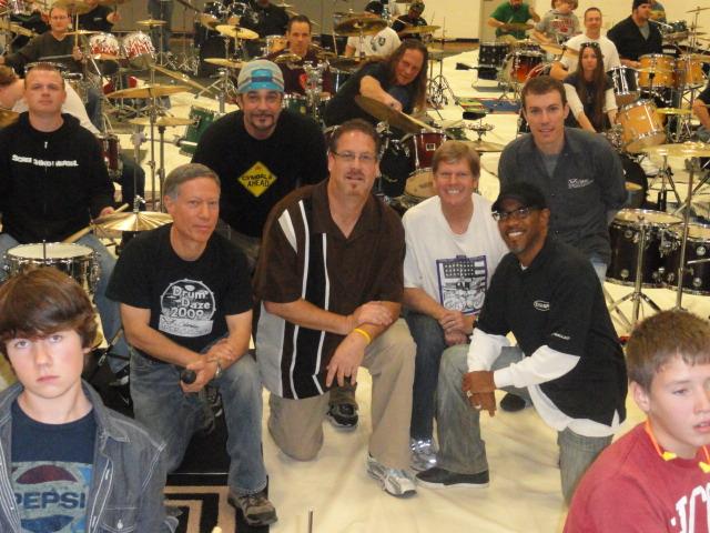 Jim Rupp, Jeff Robert, Jeff Jones, Tommy Smith, Troy Jones, Steve Rupp