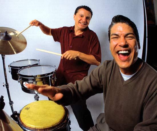 Karl Perazzo & Raul Rekow