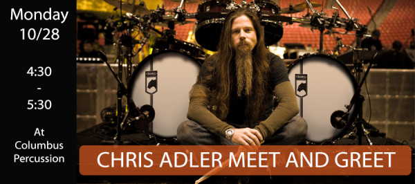 chris adler meet and greet