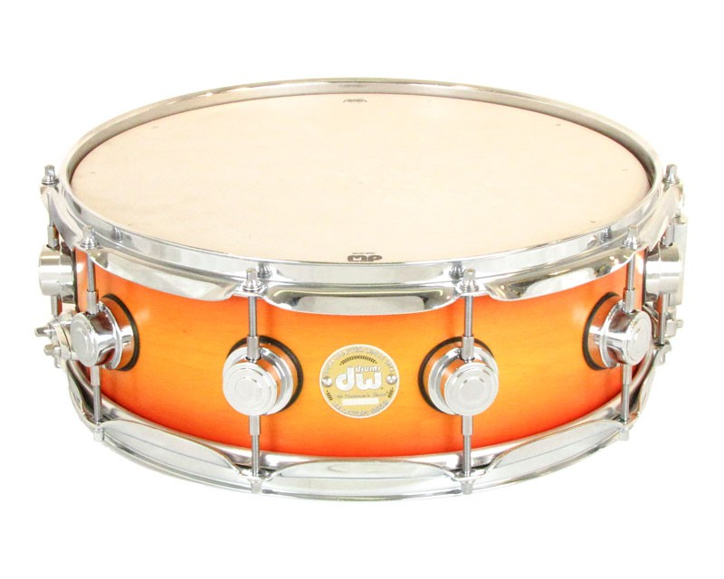 Dw drums collectors series 5 x 14 maple snare drum classic for Classic house drums