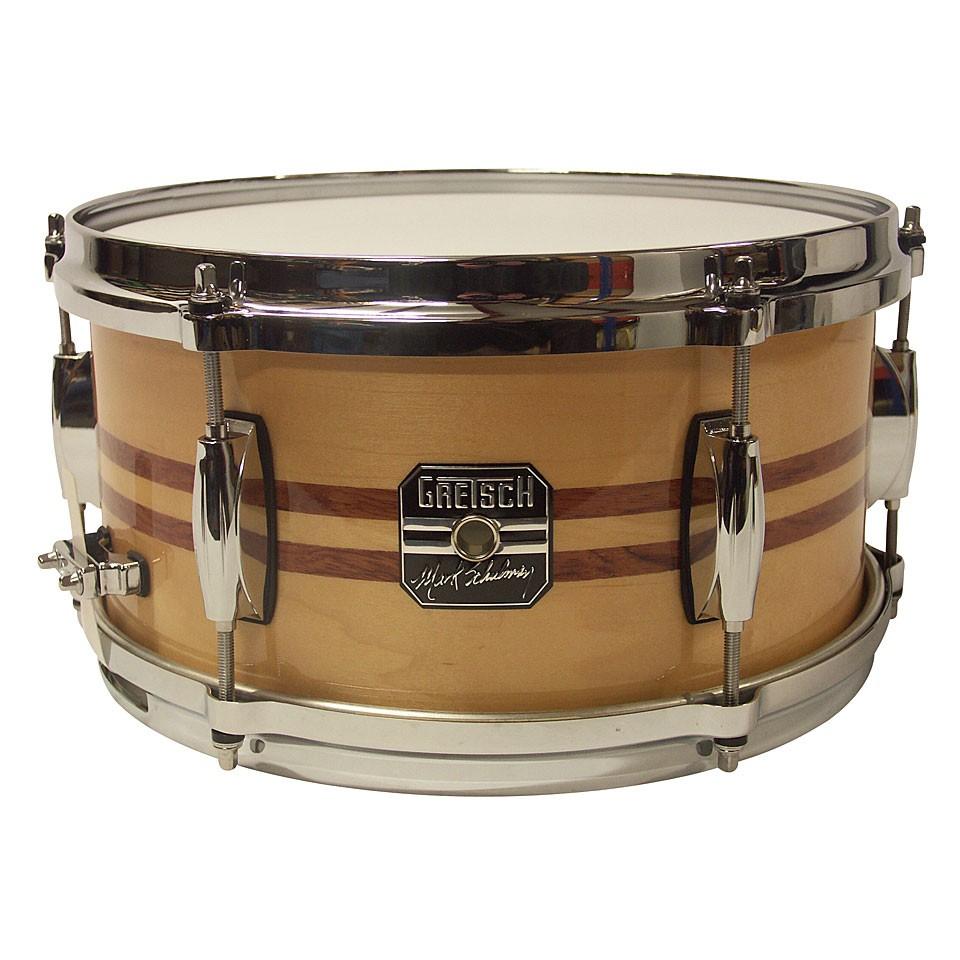 gretsch mark schulman signature snare drum. Black Bedroom Furniture Sets. Home Design Ideas