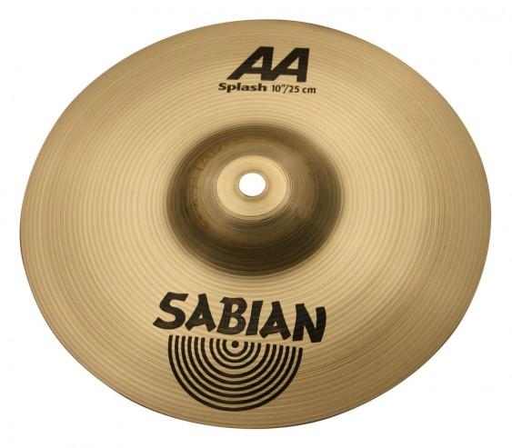 """SABIAN 10"""" AA Splash Cymbal"""