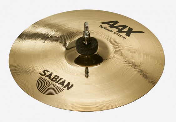 "Sabian 10"" AAX Splash Brilliant Finish"