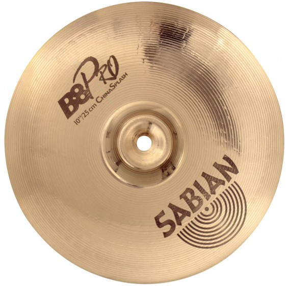 "SABIAN 10"" B8 Pro China Splash Cymbal"