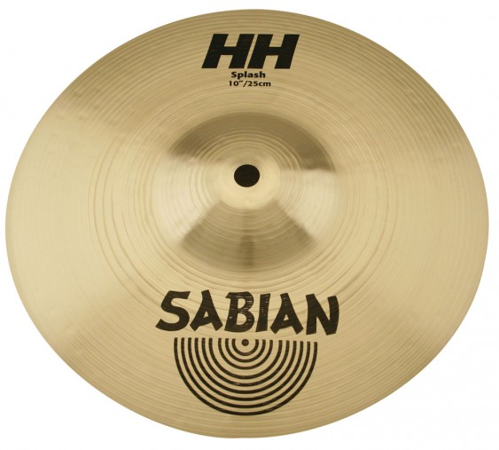 "SABIAN 6"" HH Splash Brilliant Cymbal"
