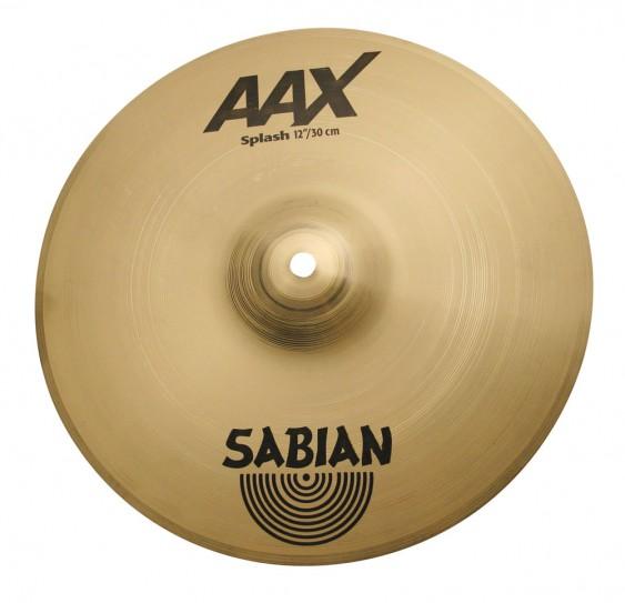 """Sabian 12"""" AAX Splash Brilliant Finish"""