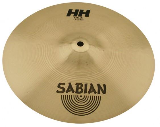 "SABIAN 12"" HH Splash Brilliant Cymbal"