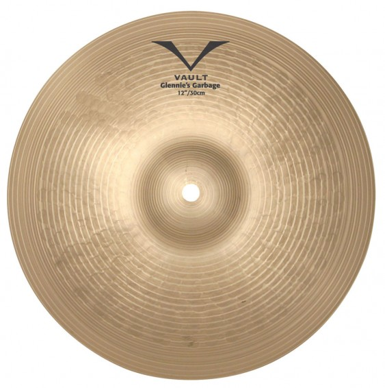 "SABIAN 12"" Vault E. Glennie's Garbage Splash Cymbal"