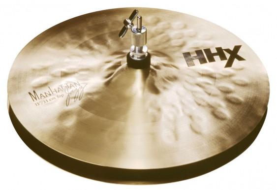 "SABIAN 13"" HHX Manhattan Jazz Cymbal Hats"