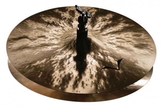 "SABIAN 13"" Vault Artisan Cymbal Hats Brilliant"