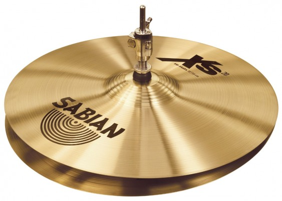 "SABIAN 13"" Xs20 Medium Cymbal Hats"