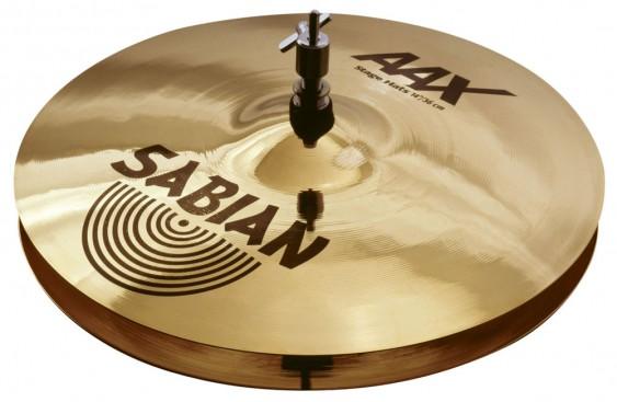 """SABIAN 14"""" AAX Stage Cymbal Hats"""