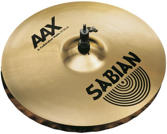 """SABIAN 14"""" AAX X-Celerator Cymbal Hats"""