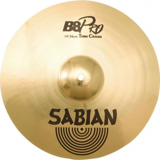 "SABIAN 17"" B8 Pro Thin Crash Cymbal"