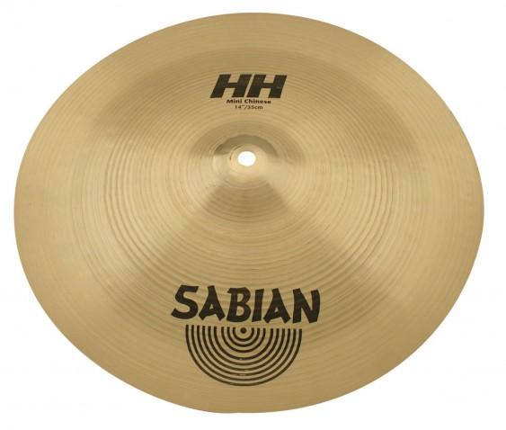 "SABIAN 14"" HH Mini Chinese Cymbal"