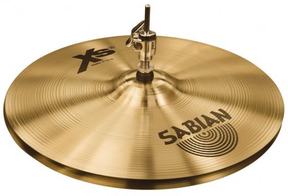 """SABIAN 14"""" Xs20 Medium Cymbal Hats"""