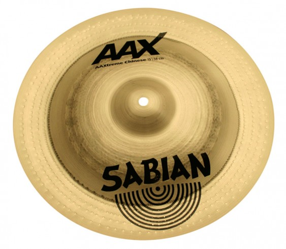"Sabian 15"" AAX X-Treme Chinese Brilliant Finish"