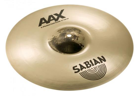 """SABIAN 15"""" AAX X-Plosion Fast Crash Cymbal"""