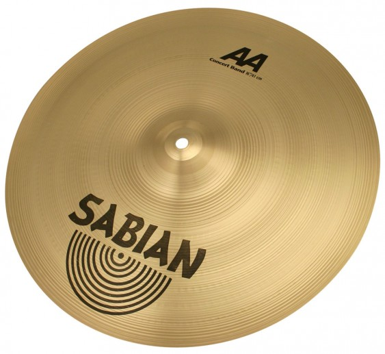 "Sabian 16"" AA Concert Band Brilliant"