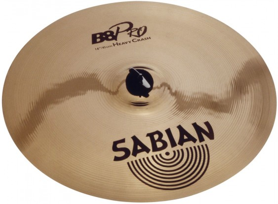 "SABIAN 16"" B8 Pro Heavy Crash Cymbal"
