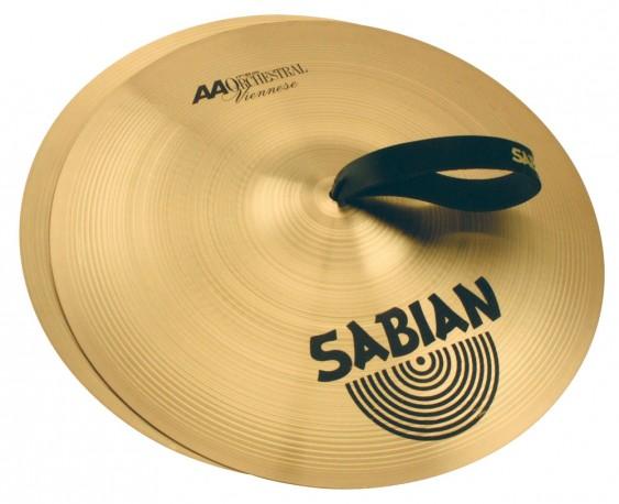 "SABIAN 17"" AA Viennese Pair Cymbal"
