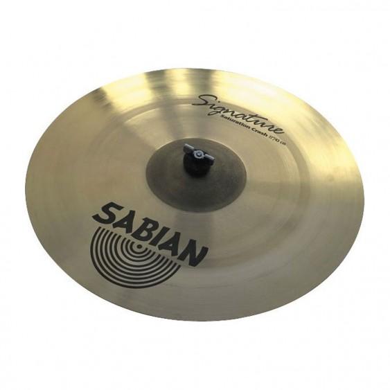 """SABIAN 17"""" Vault Donati Saturation Crash Cymbal"""