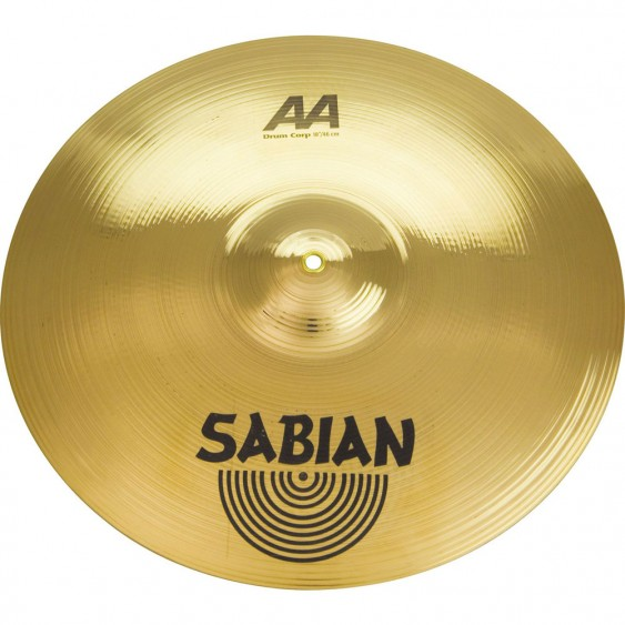 "Sabian 20"" AA Drum Corps Brilliant"
