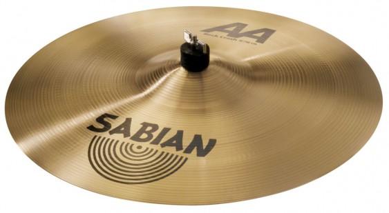 """SABIAN 18"""" AA Rock Crash Brilliant Cymbal"""