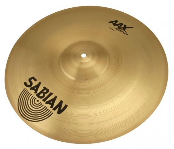 "SABIAN 20"" AAX Arena Heavy Brilliant Pair Cymbal"