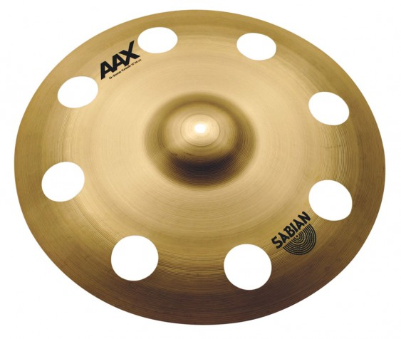 "Sabian 18"" AAX O-Zone Crash Brilliant Finish"