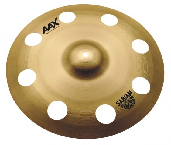 "SABIAN 18"" AAX O-Zone Crash Brilliant Cymbal"