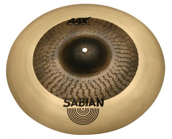 """Sabian 18"""" AAX El Sabor Picante Hand Crash"""
