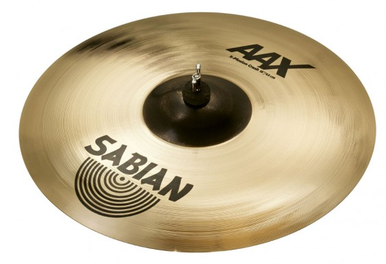 "SABIAN 18"" AAX X-Plosion Crash Brilliant Cymbal"