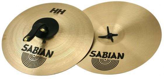 "SABIAN 17"" HH Germanic Brilliant Pair Cymbal"