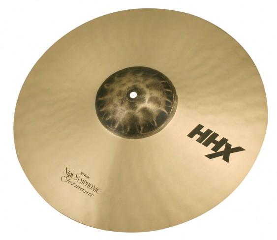 "SABIAN 16"" HHX New Symphonic Germanic Pair Cymbal"