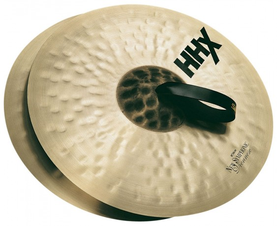 "SABIAN 18"" HHX New Symphonic Viennese Pair Cymbal"