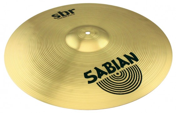 "SABIAN 18"" SBr Crash Ride Cymbal"