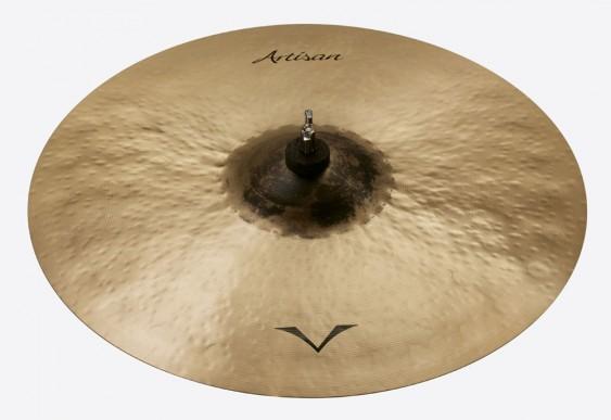 """SABIAN 19"""" Vault Artisan Crash Brilliant Cymbal"""