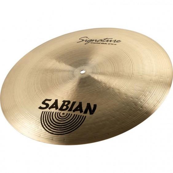 "SABIAN 18"" Vault Ed Thigpen Crystal Ride Cymbal"