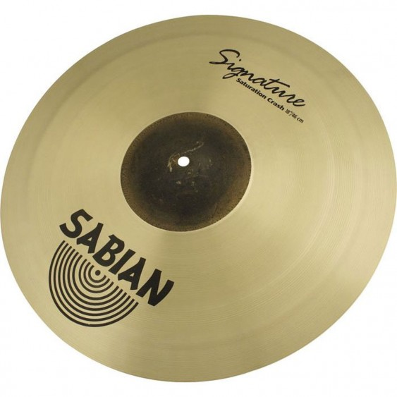 "SABIAN 19"" Vault Donati Saturation Crash Cymbal"