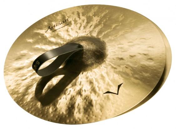 """SABIAN 16"""" Vault Artisan Traditional Symphonic Medium Heavy Pair Cymbal"""