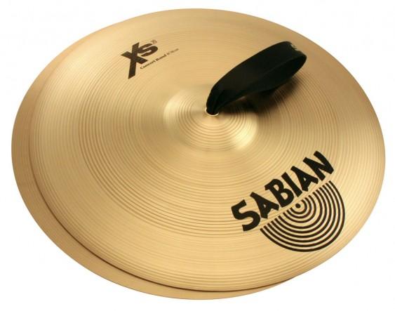 "SABIAN 18"" Xs20 Concert Band Pair Cymbal"