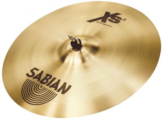 "SABIAN 18"" Xs20 Rock Crash Cymbal"