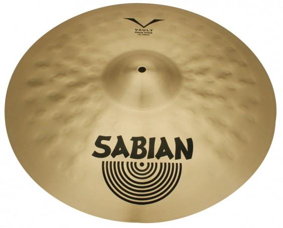 "SABIAN 19"" Vault JoJo Mayer Fierce Crash Cymbal"