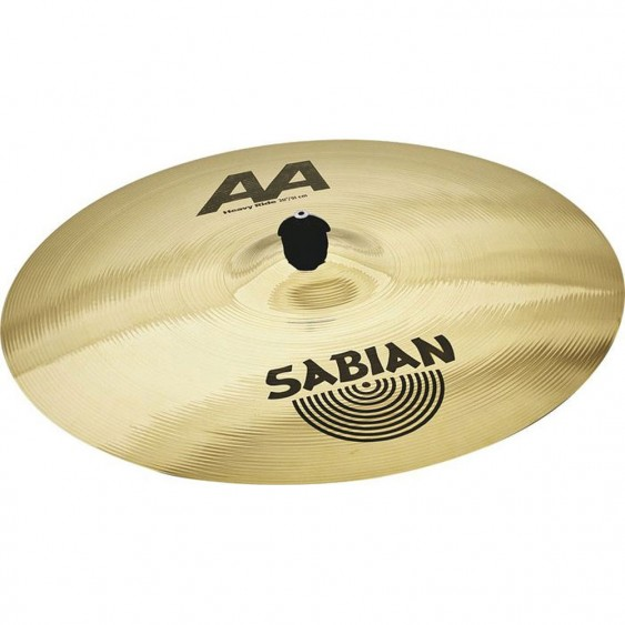 "SABIAN 20"" AA Heavy Ride Brilliant Cymbal"