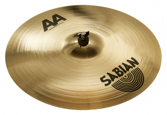 "SABIAN 20"" AA Medium Ride Brilliant Cymbal"