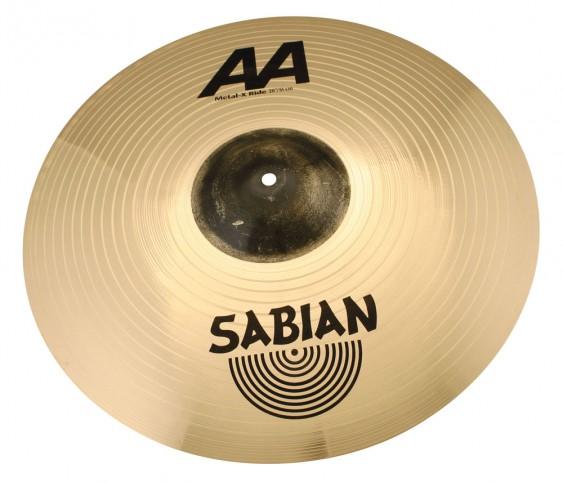 "SABIAN 20"" AA Metal-X Ride Brilliant Cymbal"