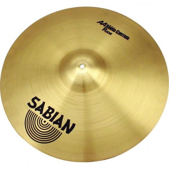 """SABIAN 22"""" AA Sound Control Ride Cymbal"""