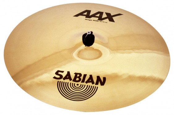 "SABIAN 20"" AAX Stage Ride Brilliant Cymbal"