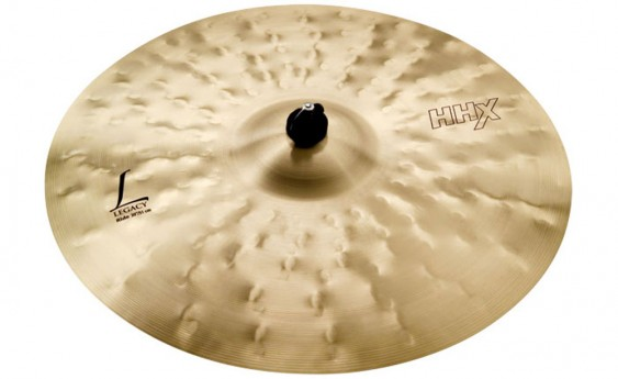 "SABIAN 20"" HHX Legacy Ride Natural Cymbal"